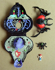 maxo8 (V&A Steamworks - Guy HImber) Tags: max toy big head watch dread bluebird mighty mattel zone playset domm playsets playcase