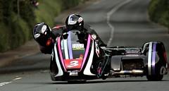 Neary & Knapton (Dorchie) Tags: motorcycles racing motorbike motorcycle neary tt races motorbikes 2010 roadracing knapton isleofmantt2010