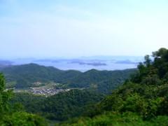金甲山へ #2