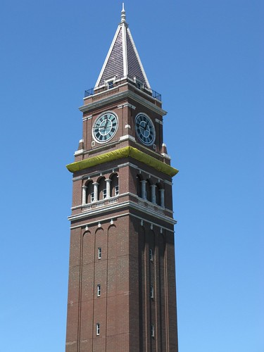 King Street Station Campanile and Clock