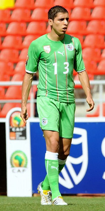 More pictures of Karim Matmour