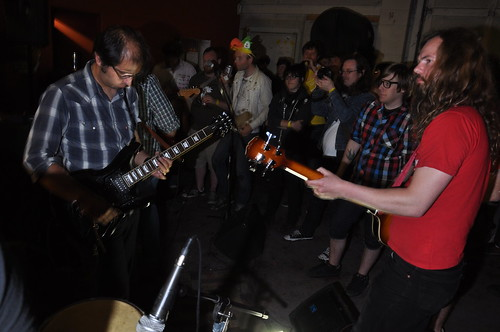 The Band Whose Name Is A Symbol at Yogi's Meatlocker