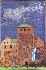 The castle of Åbo (Turun linna)