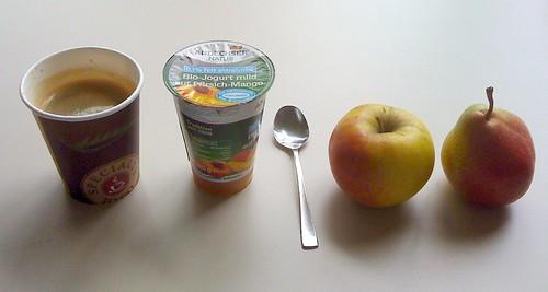 Jonagold, Birne & Andechser Pfirsich-Mango