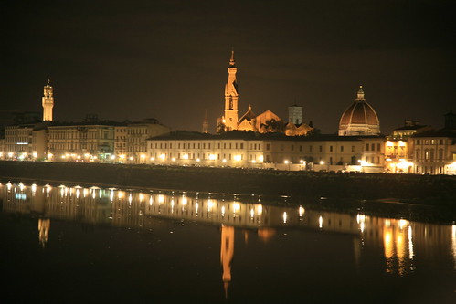 Florence Skyline by night...