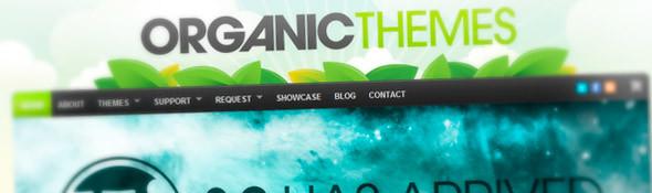 Premium WordPress Themes por Organic Themes