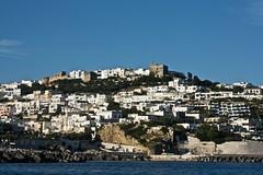 Castro Marina vista dal mare