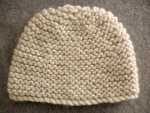 neige hat flat