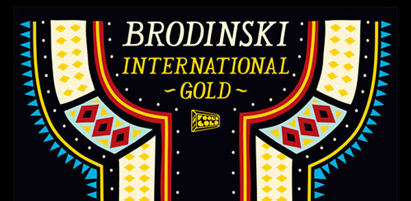 "Foolcast 019 – Brodinski ""International Gold"" (Image hosted at FlickR)"