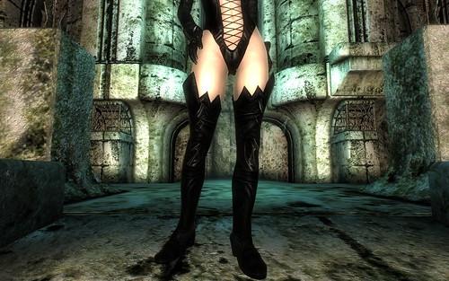 Arcanna's Flesh 07