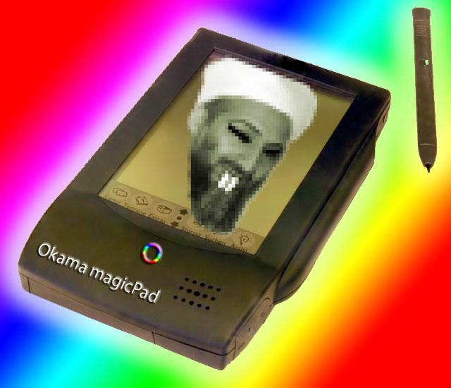 okamaMagicPad