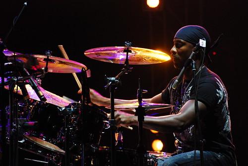 Sonny Emory. Jazz In Kiev 2010.