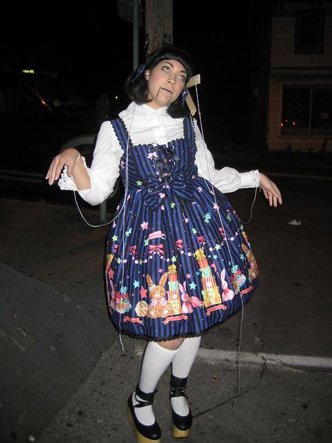 Mischief Night '10 Marionette 2