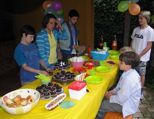 Aniversário de 11 anos