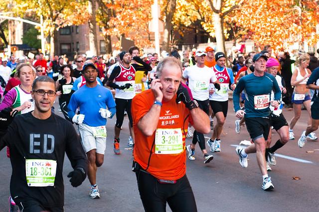 NYC Marathon 2010