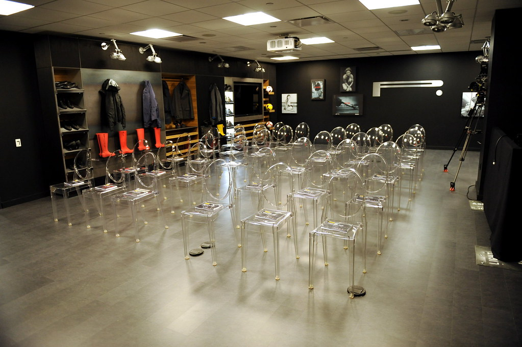 Pirelli New York Office showroom