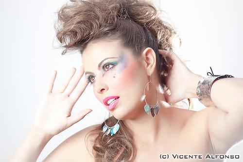 Beauty realizado por el fotógrafo Vicente Alfonso