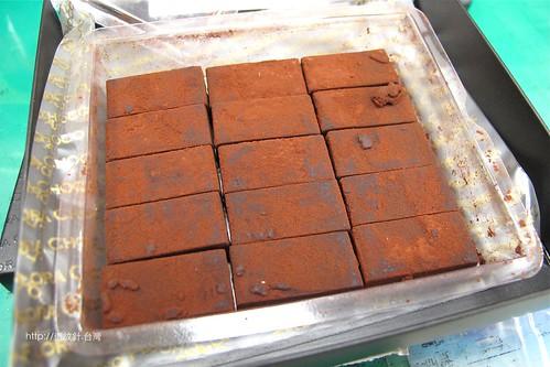 Flora生巧克力