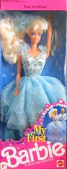 My First Barbie - My First Barbie Ballerina 1991 (Blonde) (barbielovexo) Tags: ballerina barbie first blonde barbieballerina firstbarbie