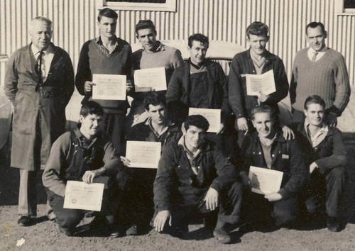 PMG LIT 1961 Lineman in Training Group 11 Goulburn