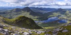 Pitch Perfect (J McSporran) Tags: scotland highlands westhighlands culmor culbeag stacpollaidh coigach tent landscape canon6d ef1635mmf4lisusm