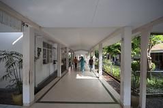 (relan's terraces) Tags: indonesia urban asia asian jakarta 2017 june idd mubarak holiday mudik rs pelni petamburan historical building hospital corridor verandah rumah sakit