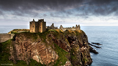 A medieval clifftop fortress. (lawrencecornell25) Tags: landscape castle dunnottarcastle eastscotland scenery scotland fortress coast nikond5