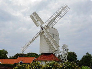 DSCN3761 Wind Pump at Thorpeness