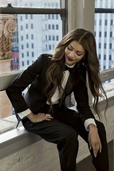 Zendaya Coleman 3 (drno_manchuria (simonsaw)) Tags: zendayacoleman actress actriz modelo model fashion moda tux tuxedo esmoquin bowtie tie shirt camisa black white negro blanco tacones jacket terno menswear shoes pajarita lazo nudo knot