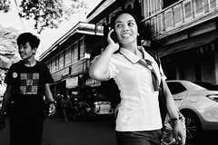 (Meljoe San Diego) Tags: meljoesandiego fuji fujifilm streetphotography streetlife candid hipshot monochrome philippines