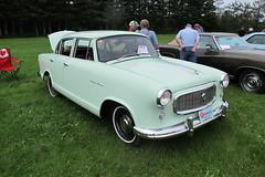 1960 Rambler American sedan (JarvisEye) Tags: 1960 rambler american car auto automobile antique show portelgin canada newbrunswick