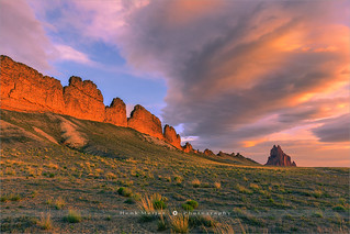 Shiprock - New Mexico - USA