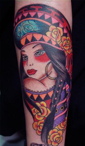 LOLA GARCIA LTW by LTW TATTOO
