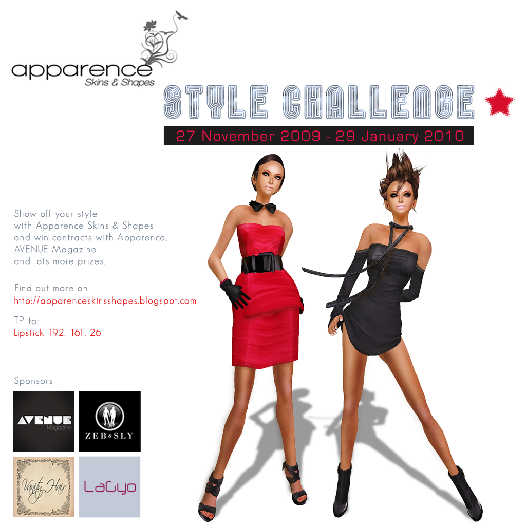 Apparence Style Challenge_sq