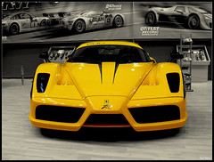 Ferrari Enzo XX Evolution (Chris Wevers) Tags: germany deutschland essen xx competition evolution ferrari panasonic enzo tuning ruhr 2009 edo dmc motorshow v12 fz50 fxx streetlegal worldcars zrauto chriswevers