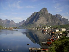 #Norway #Noruega #Lofoten Islands #Luis Casado Bermejo #Luis Montenegro : The Paradaise III (Luis Casado Bermejo (Luis Montenegro)) Tags: pictures trip travel viaje blue vacation holiday mountains tourism norway azul norge nikon europa europe paradise photos lakes norwegen images fotos noruega scandinavia turismo lofoten reine paraiso islas norvegia lofotenislands norvge escandinavia norland islaslofoten theunforgettablepictures yourwonderland norlandfylke luismontenegro luiscasadobermejo