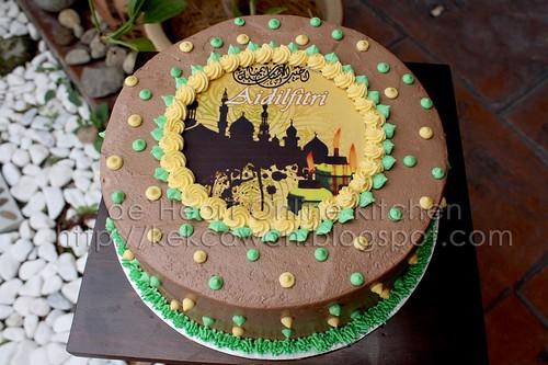 Aidilfitri Cake I