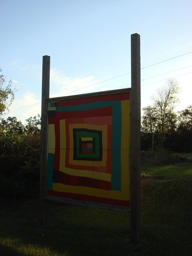 Gee's Bend Quilt Murals, Boykin AL