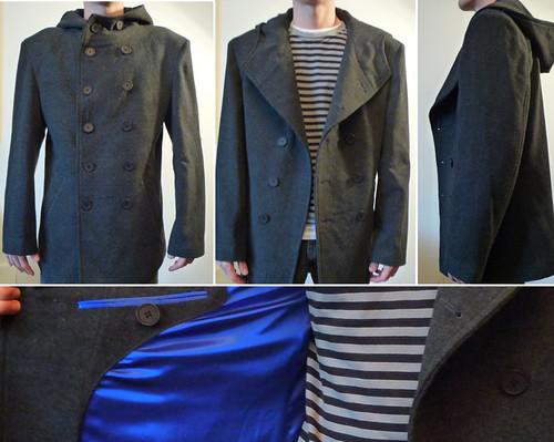 Josh S' 2nd Coat