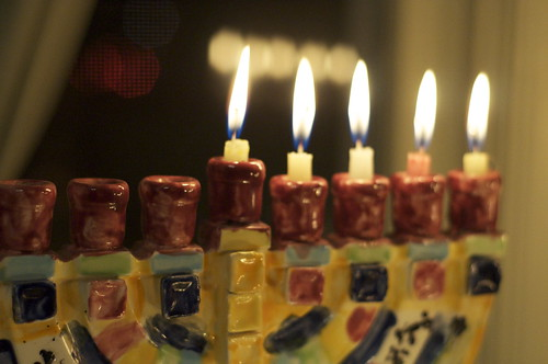 Fourth candle