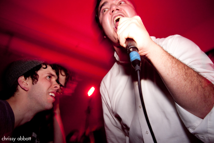 Future Islands at Jesus Camp