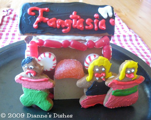 Gingerbread Fangtasia