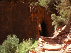 Supai Tunnel Photo