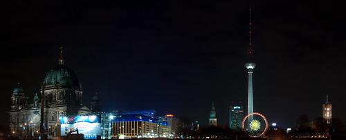 Skyline Alexanderplatz