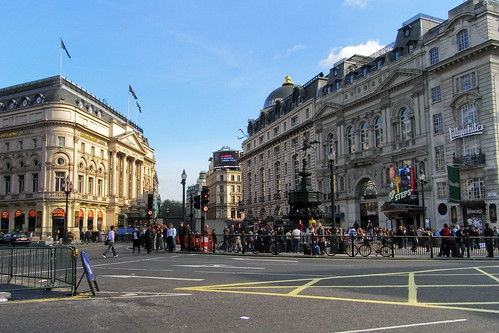 【旅遊攝影】舊地重遊 2009 的英國 倫敦