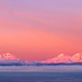 Three Sisters Sunrise, Central Oregon