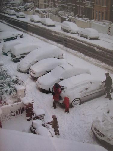 December 09 snow