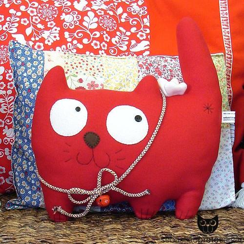 как сшить дом для кошки - Выкройки одежды для детей и взрослых.