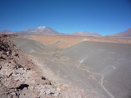 Quebradas del Volcán Láscar