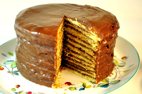 SOUTHERN ALABAMA 12-LAYER CAKE